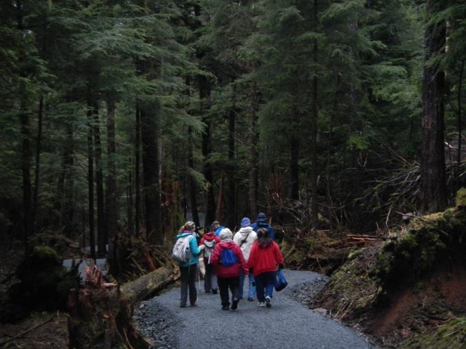 Sitka Courntey Bobsin SAIL hike