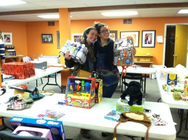 Missoula YWCA ChristmasPresents