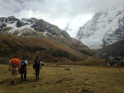 The Salkantay Mountain of Peru