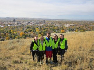 JV AmeriCorps members located in Billings
