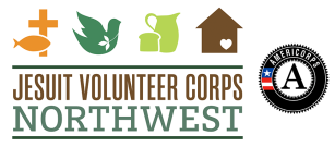 JVC Northwest AmeriCorps logo