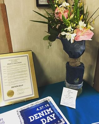 Proclamation by the mayor proclaiming April 27 as Denim Day in Boise