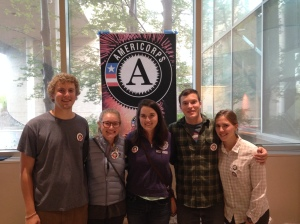 '14-15 Anchorage JV AmeriCorps Members