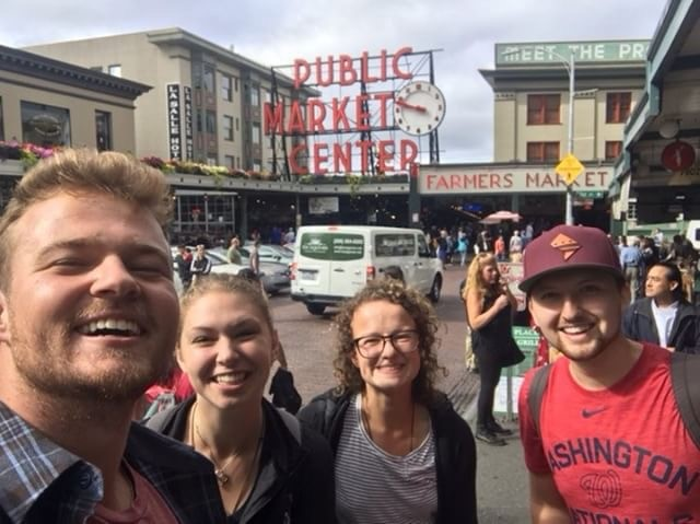 18-19 Community Living Sitka JVs in Seattle before flying to Sitka